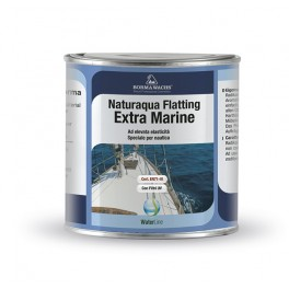 NATURAQUA FLATTING EXTRA MARINE - Яхтный лак на водной основе