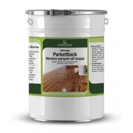 WATERBASED BASECOAT VARNISH FOR PARQUET