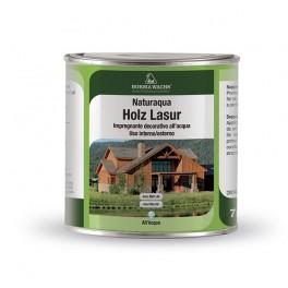 NATURAQUA HOLZ LASUR - Декоративная пропитка на водной основе