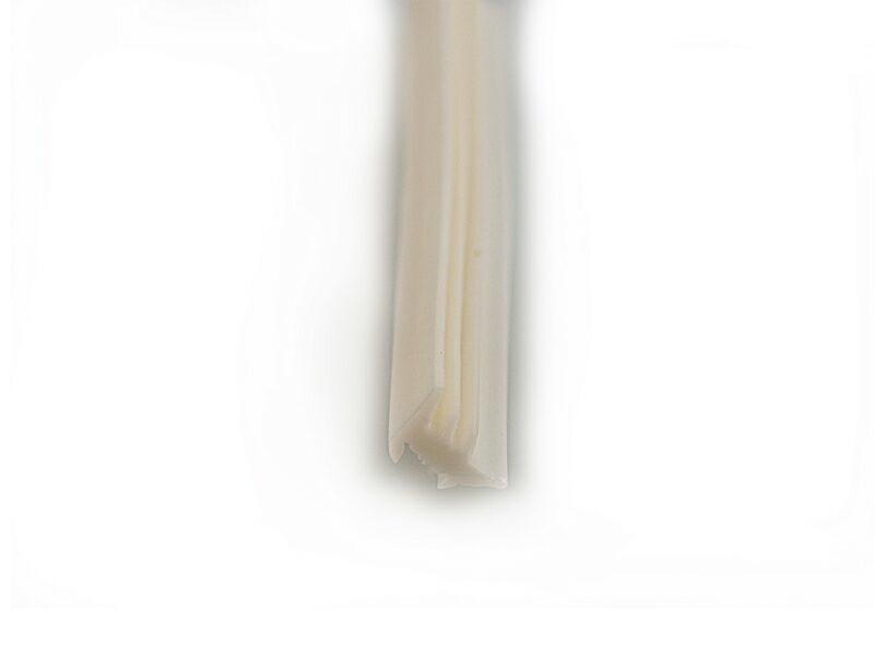 Уплотнитель для сухого остекления DEVENTER прозрачный