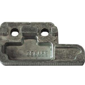 Ответная планка MACO 356351 Для приподнимателя 13 мм Rehau левая (attach1 12086)