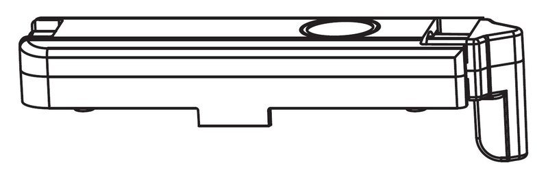 Принадлежность для механизмов MACO 201168 Балконная защелка MultiMatic