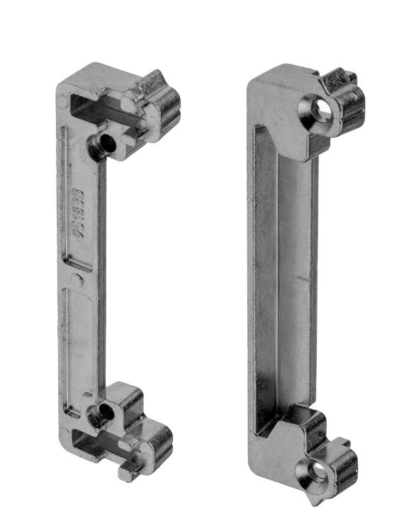Ответная планка MACO 358680 Для приподнимателя 9 мм KBE правая