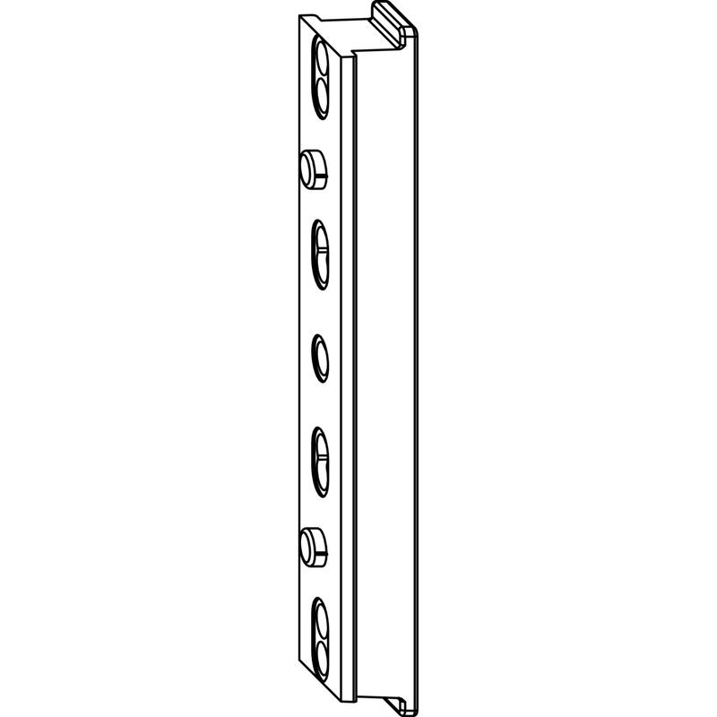 Подкладка MACO 40485 в фурнитурный паз