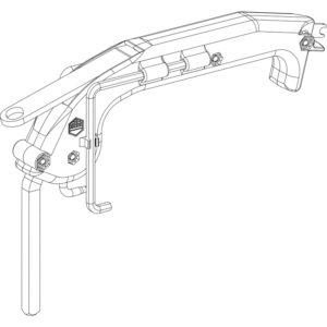 Инструмент для регулировки MACO Многофункциональный регулировочный ключ 206417 (attach1 11960)