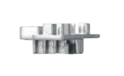Ответная планка MACO 370378 4-х ступенчатого проветривания