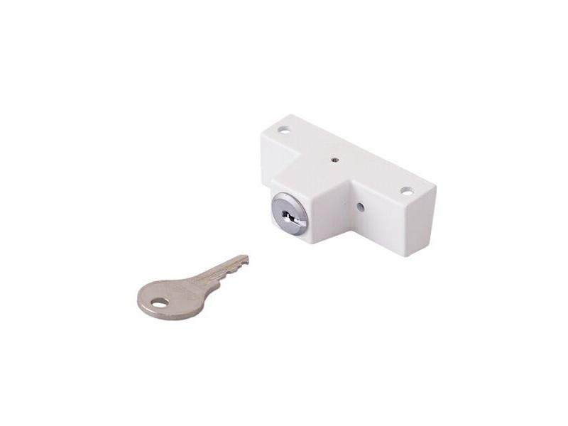 Блокиратор roto с ключом белый (детский замок) купить.