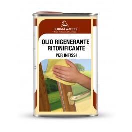 REGENERATING OIL FOR WINDOW FRAMES Восстанавливающее масло для оконных рам