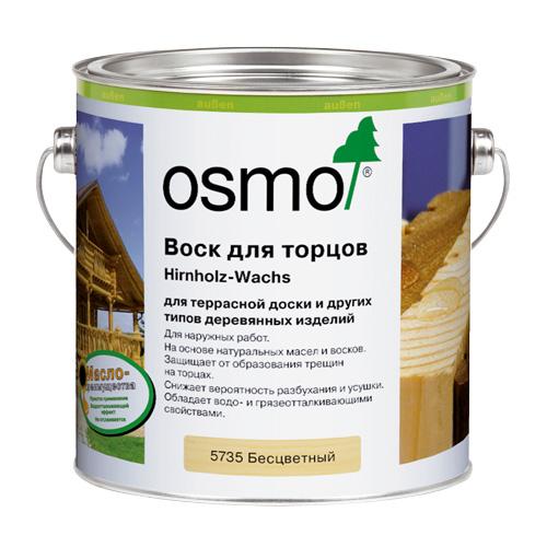 Воск для торцов OSMO