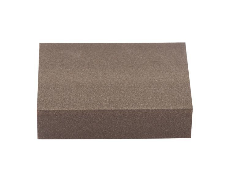Блок шлифовальный зерно P120 98x69x26мм ZF(мягкий)