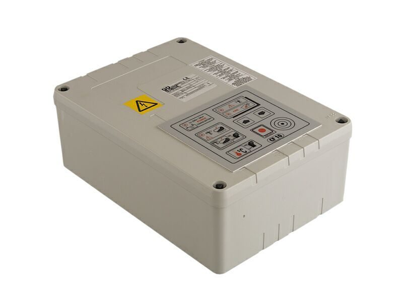 Блок управления Giesse CF10/2 систем дымоудаления и проветривания, 24 V