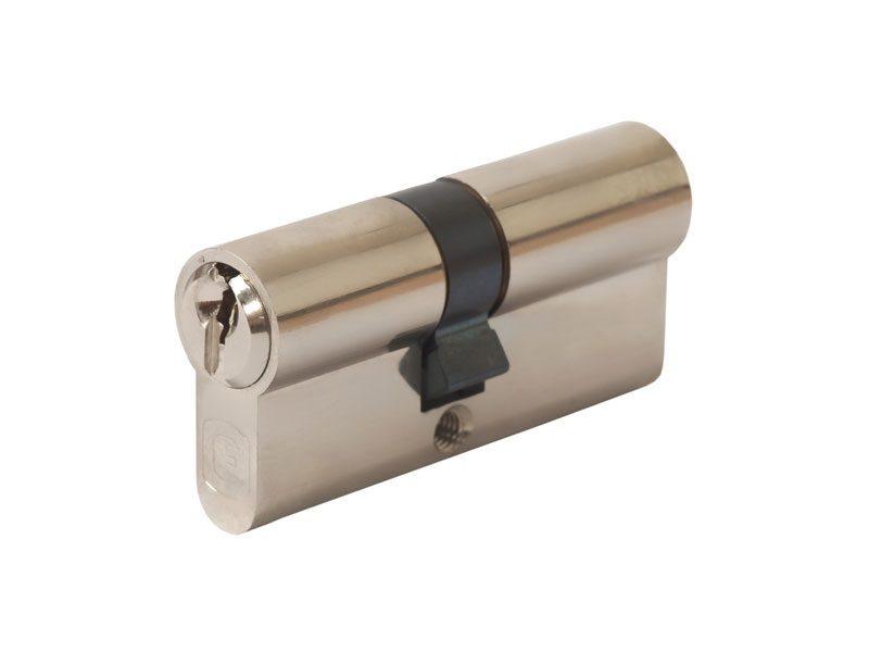 Цилиндр профильный ELEMENTIS 30/35, никелированный