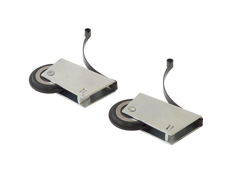 FIRMAX Комплект роликов на симметричную дверь (2+2)