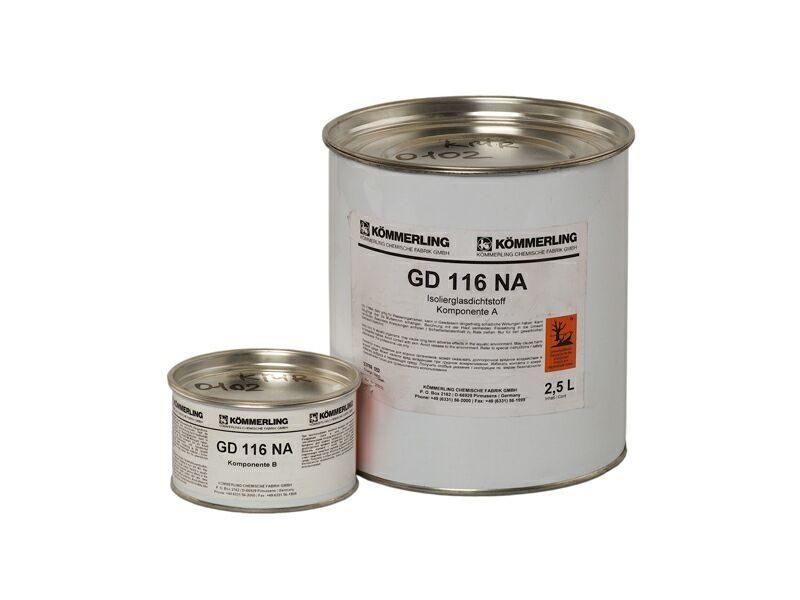Герметик GD116NA комплект А+В (2,5л)