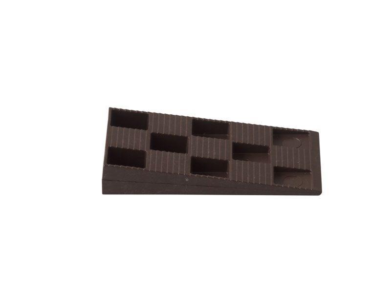 Клин монтажный Bauset 91х43х15 коричневый
