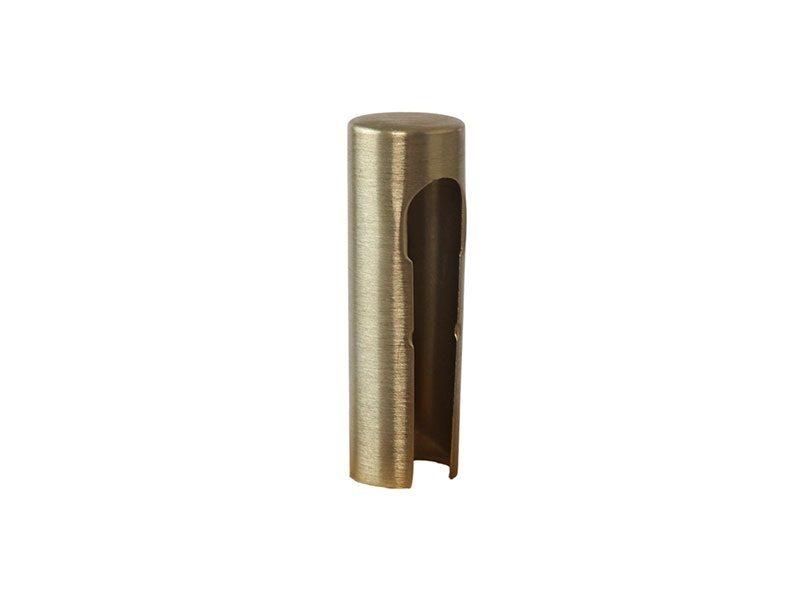 Колпачок декоративный ELEMENTIS d14, бронза, алюминиевый