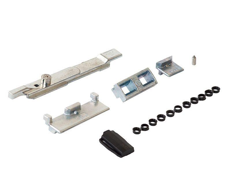 Комплект запорных элементов поворотно-откидного окна, Европаз
