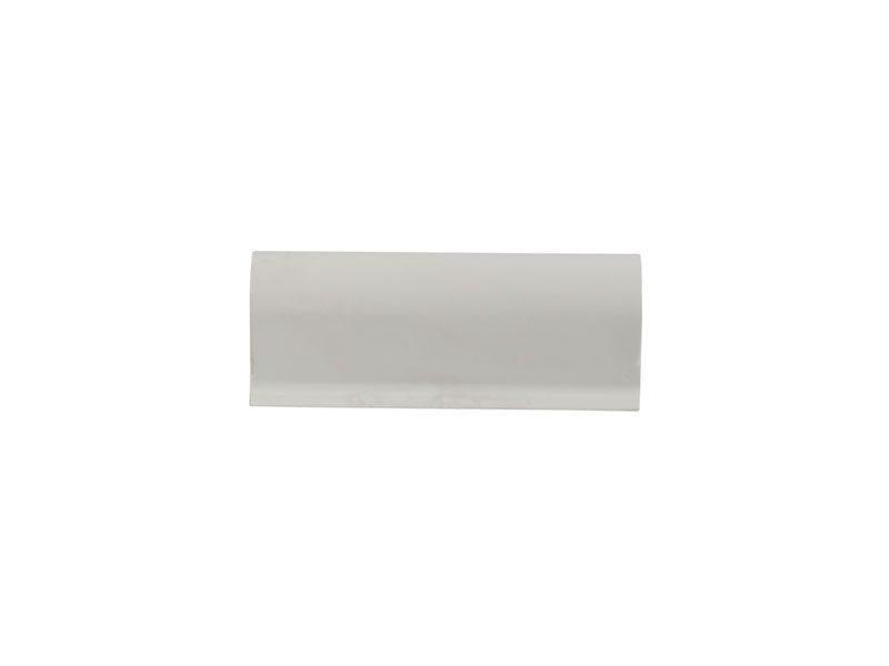 Накладка декоративная верхней петли на ств. белая RAL9016