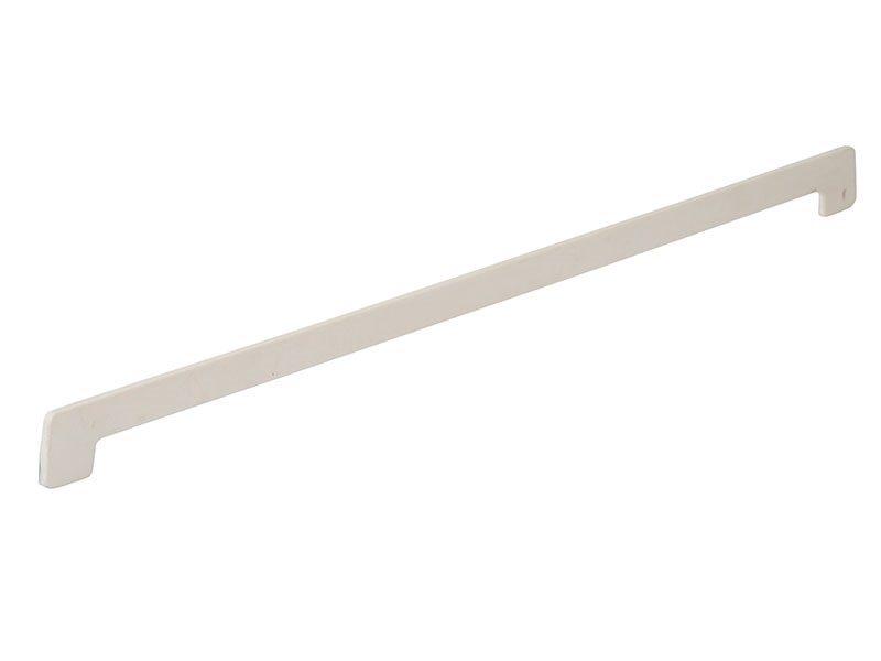 Торцевая заглушка Werzalit пластиковая 605x37мм, белая