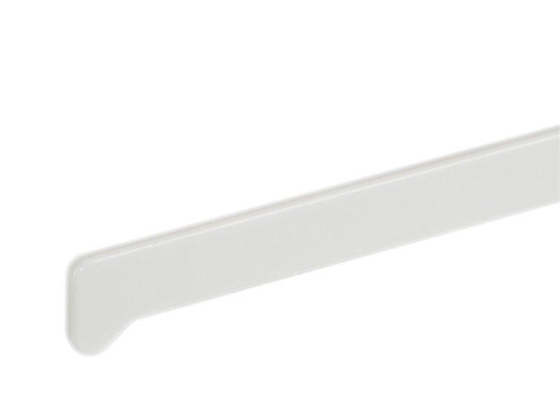 Торцевая заглушка Moeller 460мм, белая