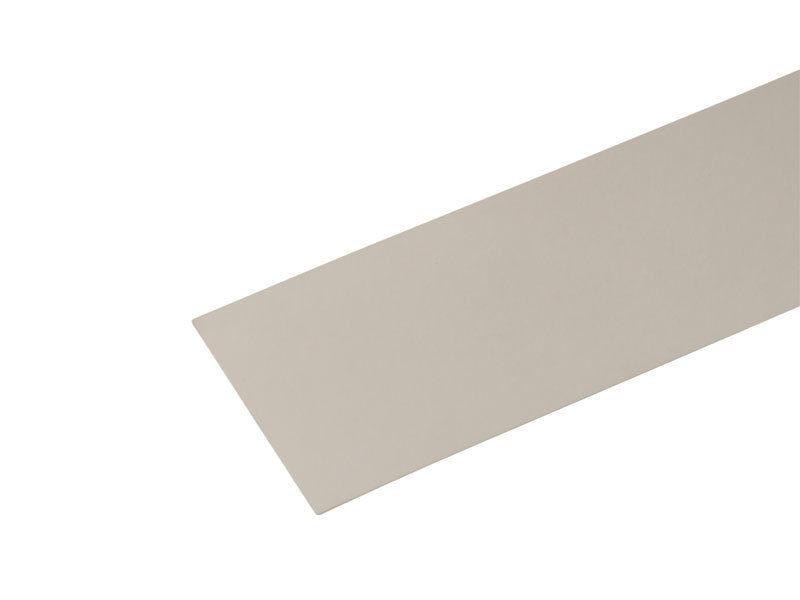 Торцевая заглушка Werzalit самоклеящаяся 610х36мм, белая
