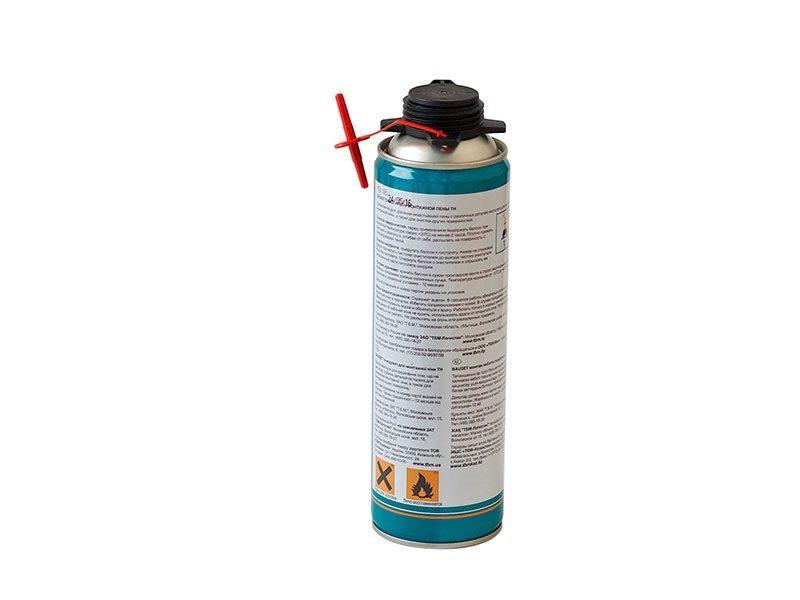 Очиститель для монтажной пены BAUSET 500мл
