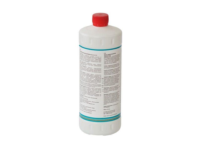 Очиститель грубых загрязнений Bauset №10, BR-10, 1л.