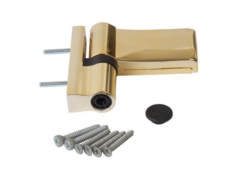 K570W0000 Петля Maxbar KT-V наплав 15-20 мм, зол. глянц.