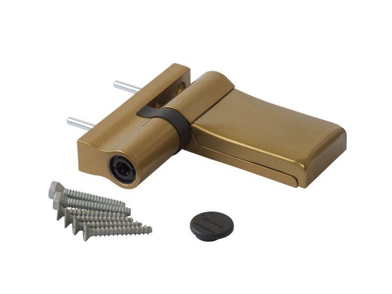 K306P0001 Петля Maxbar KT-V наплав 15-20мм, бронза