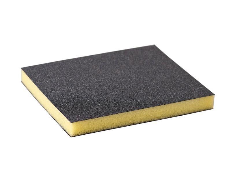 Губка шлифовальная 120x98x13мм P100 Flexifoam Soft Pad