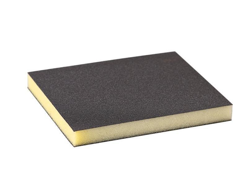 Губка шлифовальная 120x98x13мм P150 Flexifoam Soft Pad