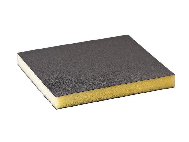 Губка шлифовальная 120x98x13мм P180 Flexifoam Soft Pad