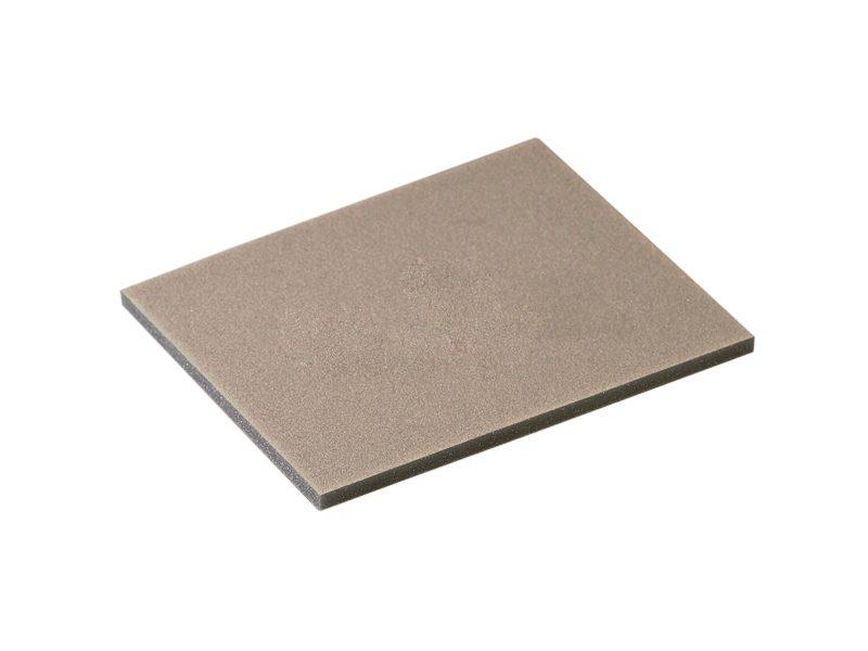Губка шлифовальная Flexifoam Pad HD2S 98x123x5мм P60