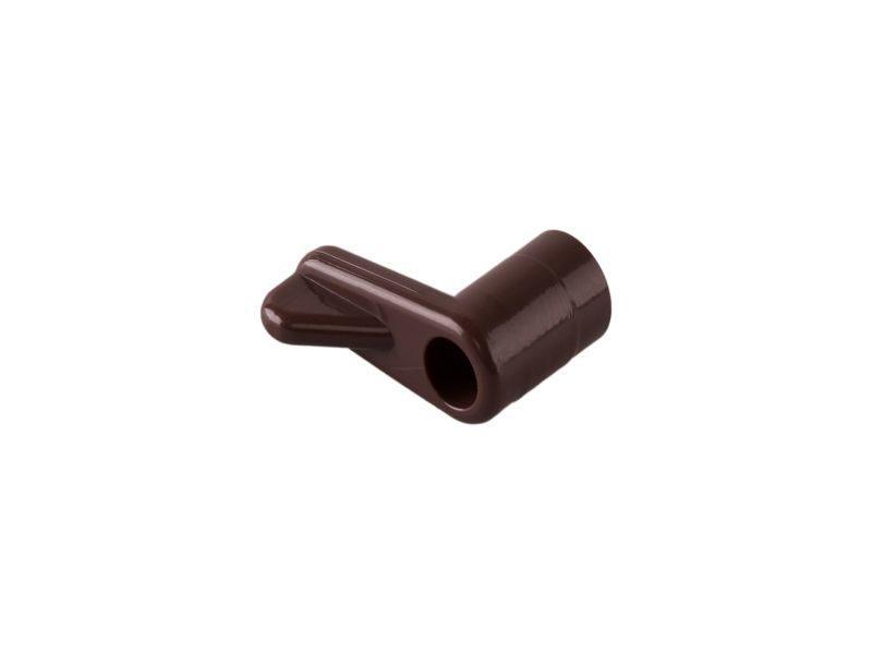 Кронштейн поворотный Bauset ABS 10мм д/МС, коричневый