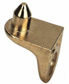Полкодержатель FIRMAX, цинк, никель