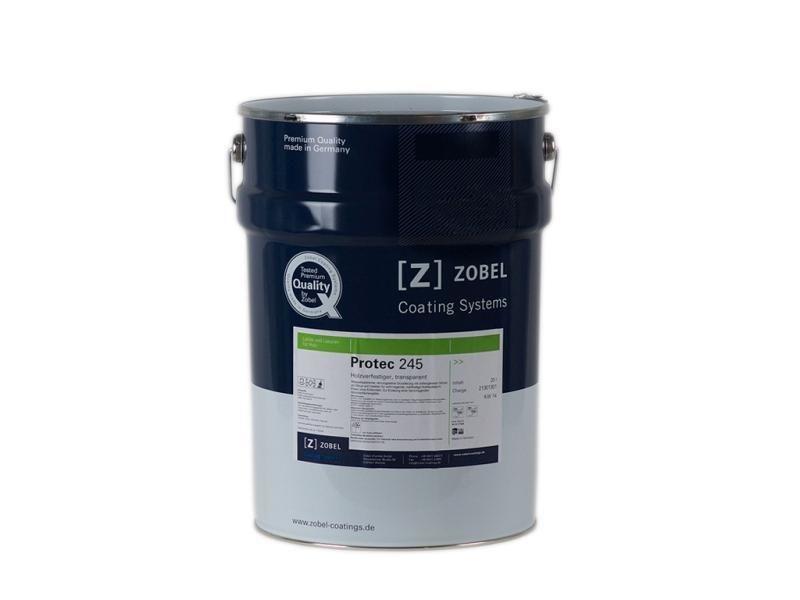 Закрепитель древесины Zobel Protec 245, бесцветный, 1л