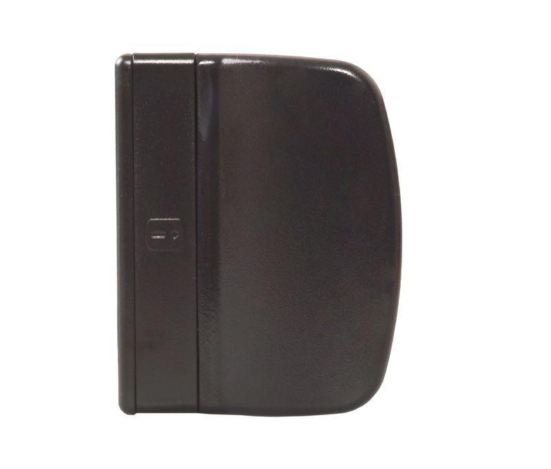 Ручка балконная Internika, черная