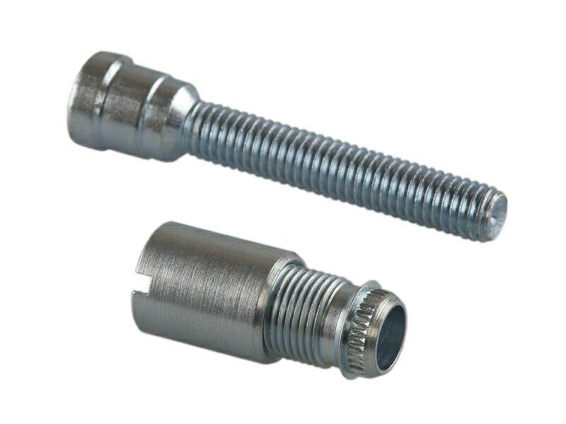 Втулка дистанционная для теплого профиля, для петель DOMINA NEW 18,5-29 мм