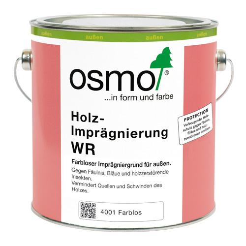 Антисептик для древесины OSMO для наружных работ