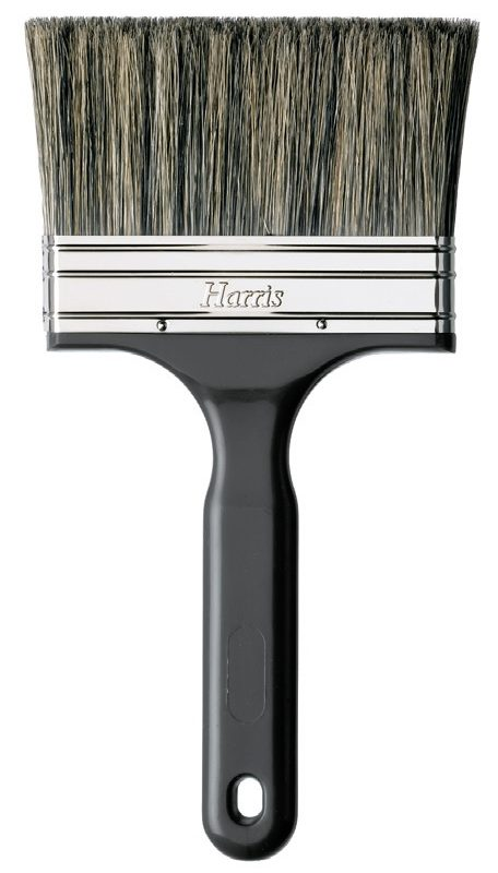 Кисть для работы с красками и лаками на водной основе HARRIS, TASKMASTER, смешанная щетина