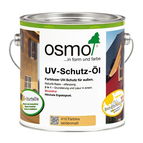 Защитное масло OSMO с УФ-фильтром