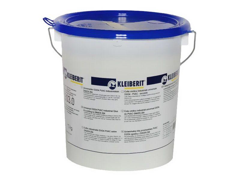 Клей Kleiberit 303.0 для дерева поливинилацетатный D3/D4 10кг