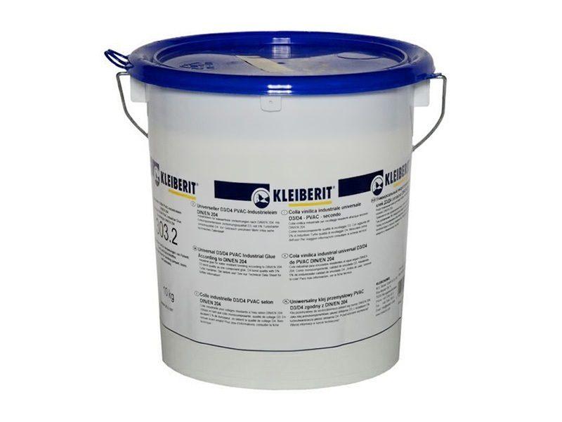 Клей Kleiberit 303.2 для дерева поливинилацетатный D3/D4 10кг