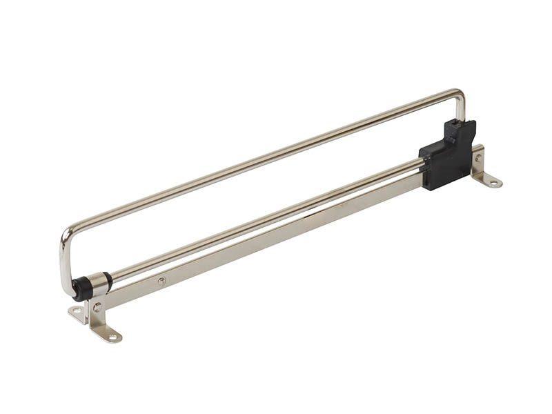 Штанга выдвижная L=300мм FIRMAX cталь никель